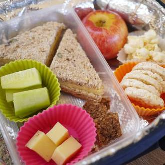 10 Lunchbox ideas for toddlers & preschoolers