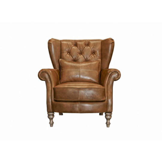 Abraham Wing Back Chair