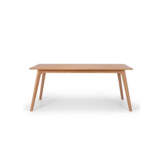 Adele Oak Dining Table 1.8m