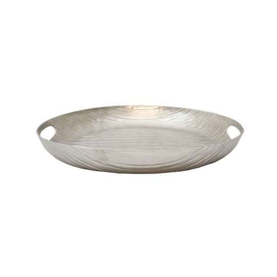 Aluminium Linear Round Tray