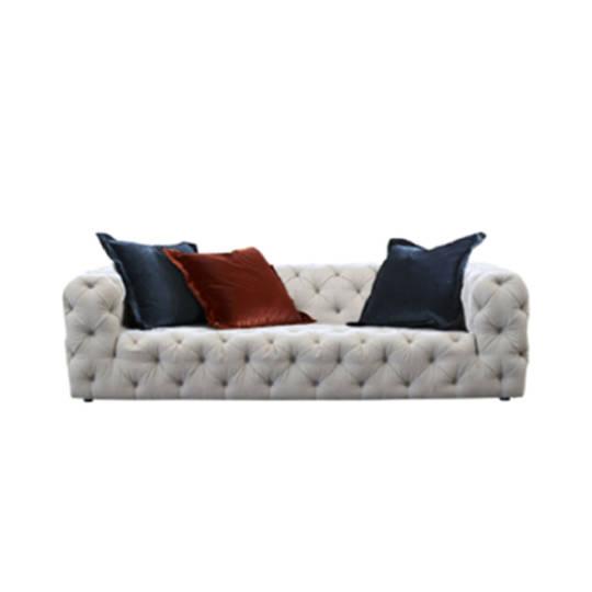 Baker Sofa Maxi Artisan Plain Stone