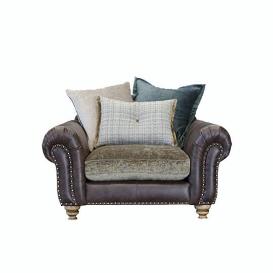 Bloomsbury Snuggler Chair