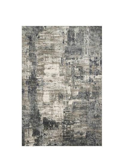 Cascade Rug Ivory/charcoal 1.09m X 1.70m
