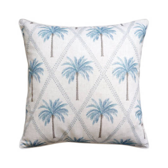 Capricorn Blue Cushion