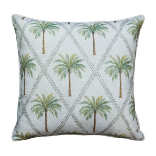 Capricorn Green Cushion