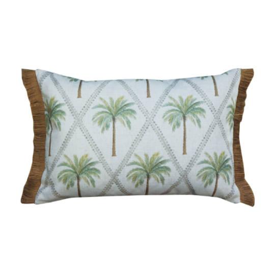 Capricorn Green Lumbar Cushion