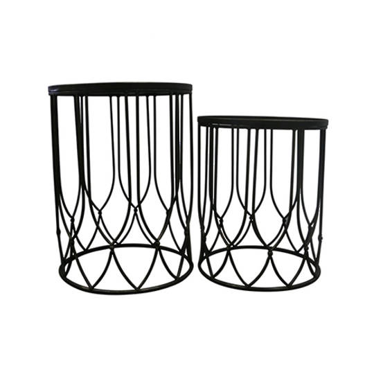 Chang Side Tables Set of 2