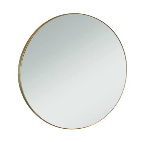 Circa Large Gold Mirror