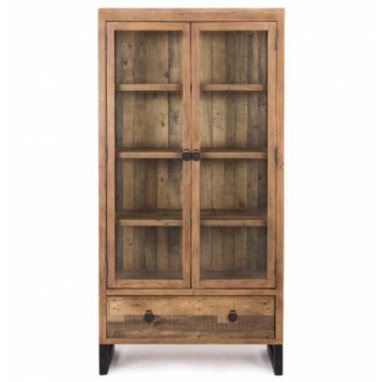 Cottage Wood Cabinet