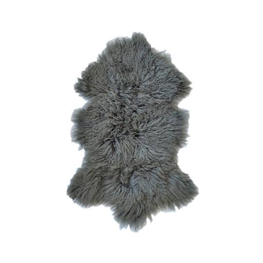 Meru Tibetan Lamb Grey