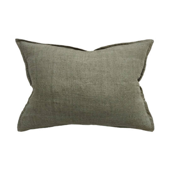 Arcadia Moss Cushion
