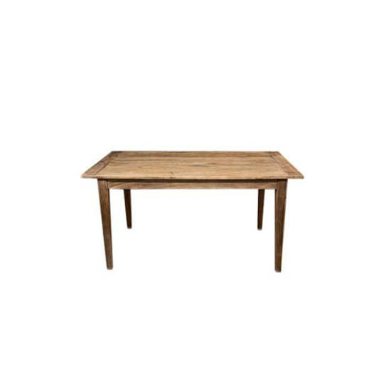 French Dining Table Reclaimed Elm 1.8M