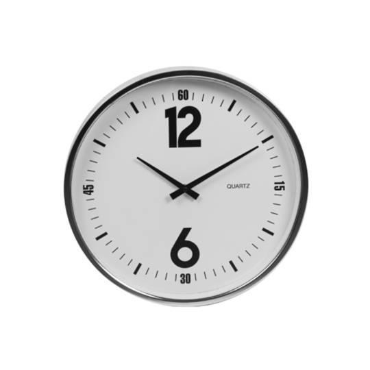 Iron 126 Wall Clock
