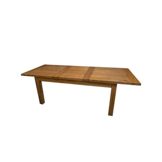 Light Oak Extension Table 1.8/2.4 Metre