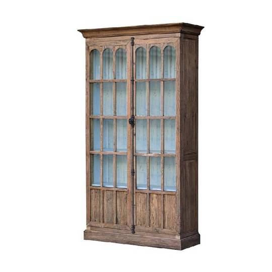 Display Cabinet Reclaimed Oak