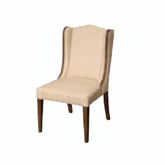 Orlando Dining Chair w/ American Oak Frame