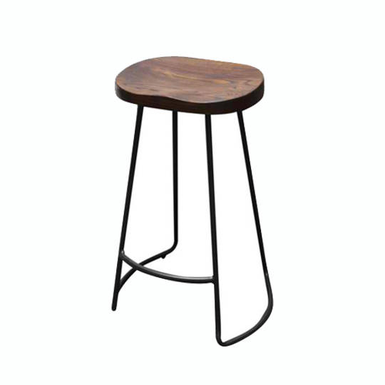 Prospect Barstool With Elm Seat
