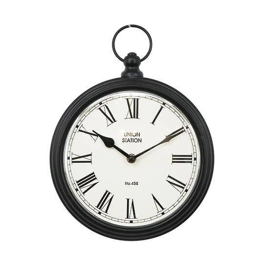 Ringo Iron Wall Clock
