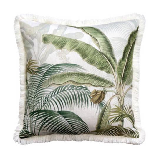 Tanna Green Cushion