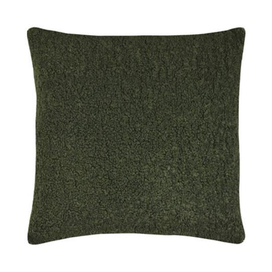 Teddy Olive Green Cushion