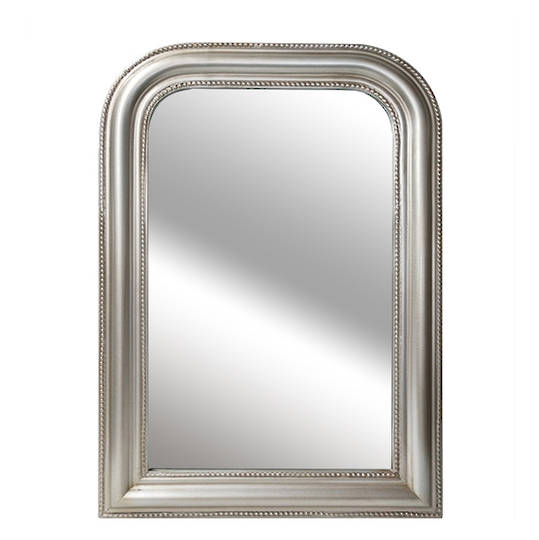Curved Top Wall Mirror