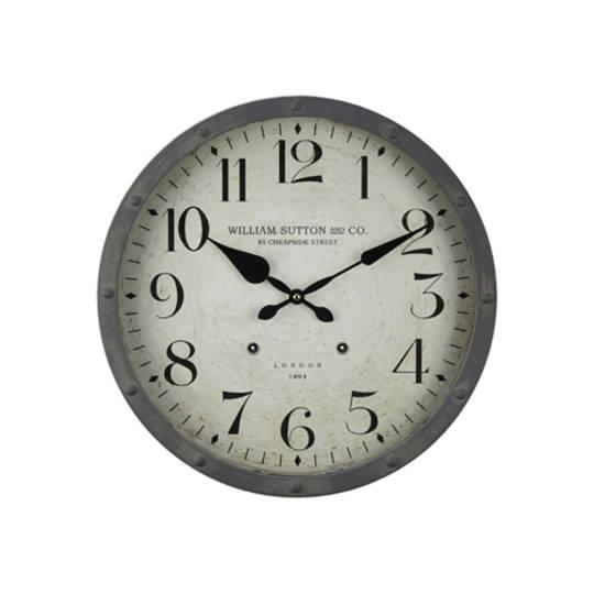 William Sutton Clock 1894