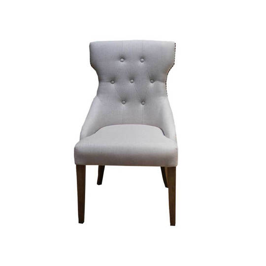 Athens Linen Dining Chair