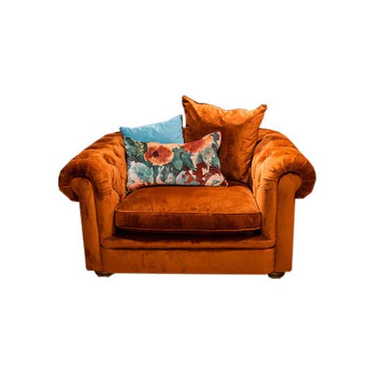 Botanist Snuggler Chair