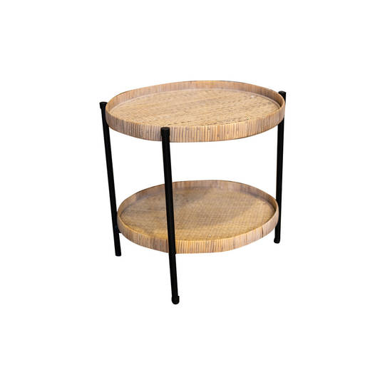 Calypso Natural Side Table