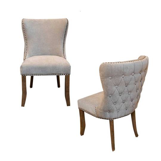 Elizabeth Buttoned Back Dining Chair