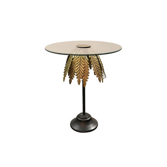 Frond Side Table