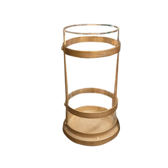 Industrial Candle Holder Large