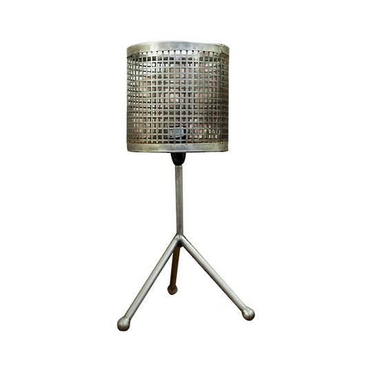 Table Lamp - Brushed Metal