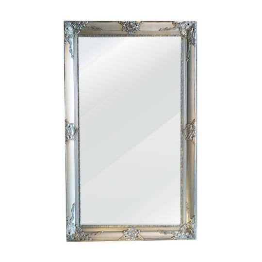 Opulent Beveled Leaner Mirror