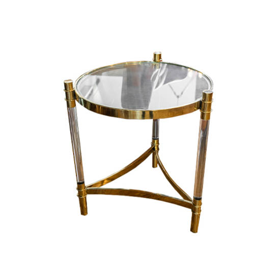 Montana Side Table Gold