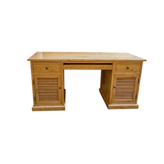 Oak Desk Large