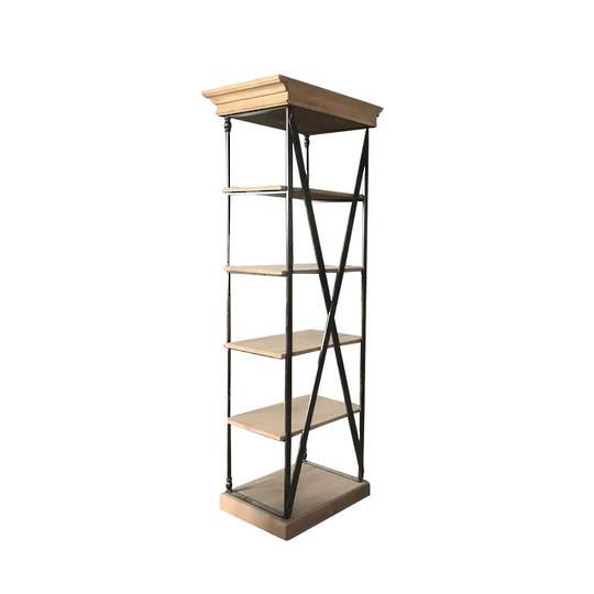 Industrial Shelf Old Pine - Narrow