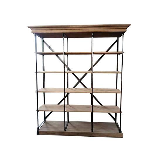 Industrial Shelf Old Pine