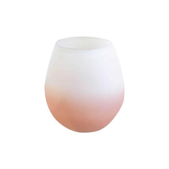 Rose Ombre Vase - Large