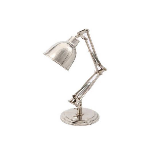 Table Lamp Silver