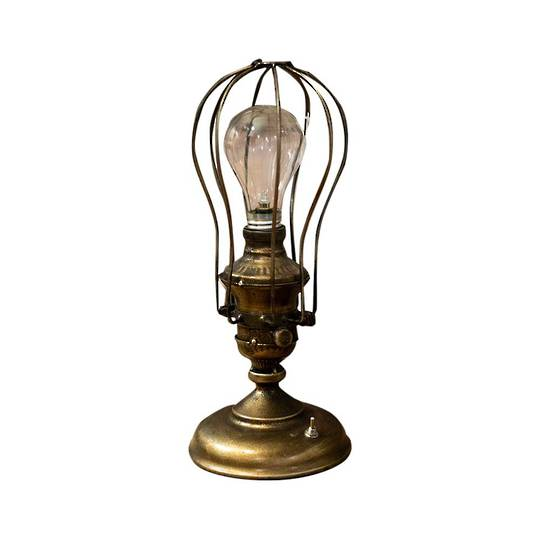 Vintage Cage Light Small