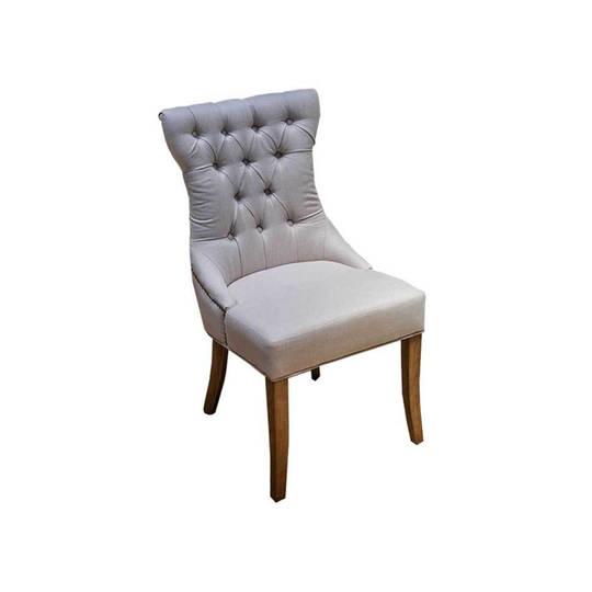 York Linen Dining Chair