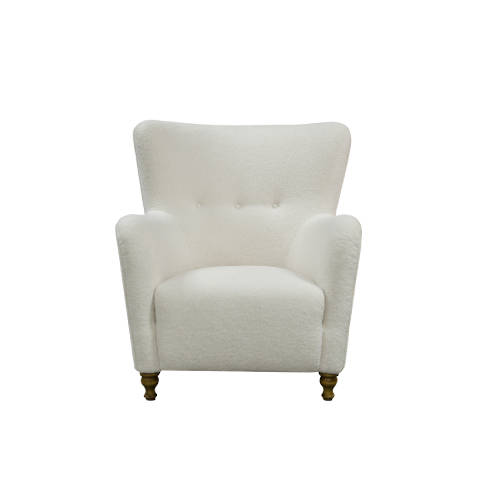 Perry Chair Ivory