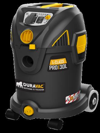 Duravac PRO30L L-Class Vacuum