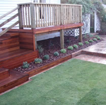 Valley Landcape - Landscape Design and Construction, Hutt Valley