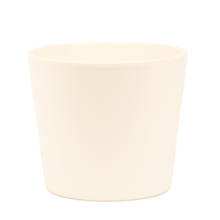 Millie 15cm Panna Matte Ceramic Pot
