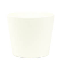 Millie 15cm Vanilla Matte Ceramic Pot