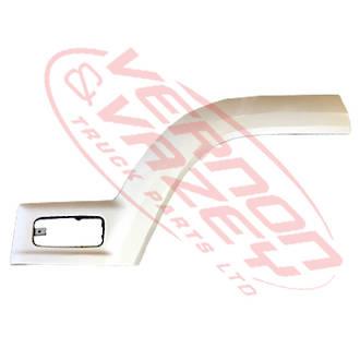 FRONT DOOR GARNISH - L/H - W/O TRIANGLE - TO SUIT - ISUZU FRR/FSR/FTR/FVR 2008