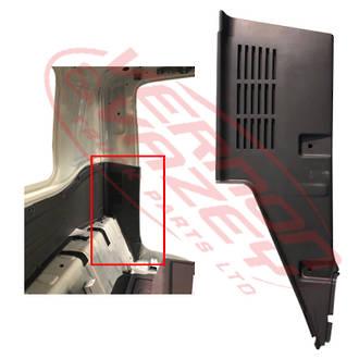 REAR PILLAR - LOWER TRIM - L/H - DAY CAB - ISUZU FRR/FSR/FTR/FVR 2008