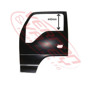 FRONT DOOR SHELL - L/H - LOW ROOF - ISUZU ELF NPR/NRR/NKR/NHR 1994-